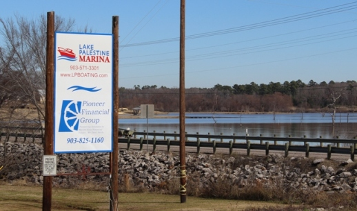 Photo of Lake Palestine Marina